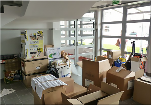 London college removals