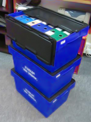 Why hire and use office packing crates?