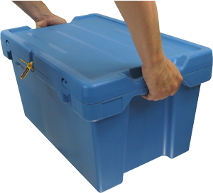 Small Removal Crates Hire