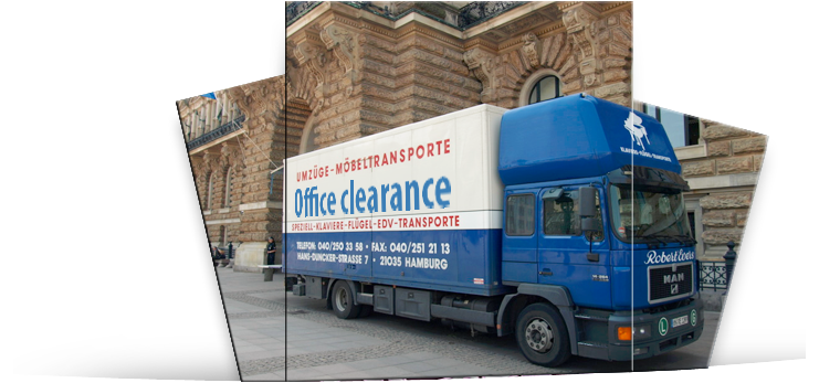 Office clearance London