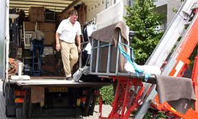 House removals Stratford